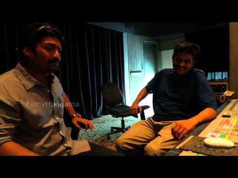 Kalyan Ram interviews Om Music director