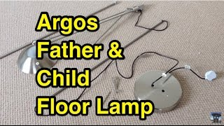 How To Repair A Mother And Child Lamp