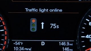 CNET On Cars - Car Tech 101: A traffic signal inside your car's dash