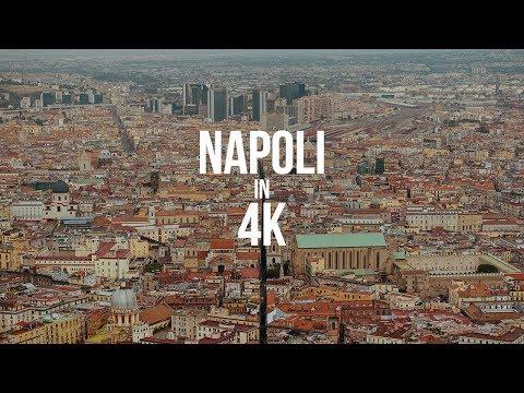 Enjoy the Magic of Naples, Italy In 4K!