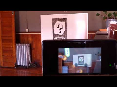 Playing 3DS Augmented-Reality Games With A Whiteboard