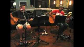 Tim & Jeev - A Day In The Life (Acoustic Beatles Cover) @ Caffe Baci Chicago