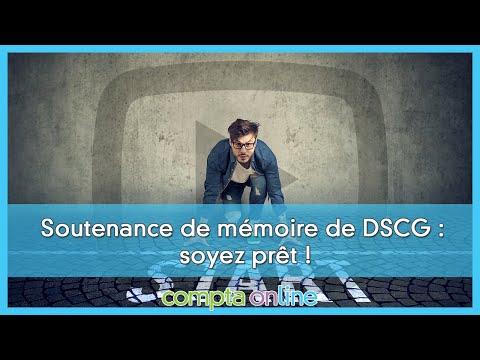 La soutenance de mémoire de DSCG