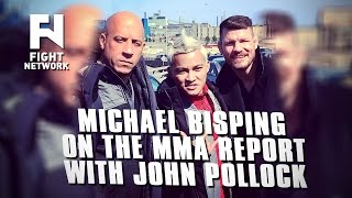 Michael Bisping on xXx: Return of Xander Cage & Injury Layoff - Full Interview with John Pollock
