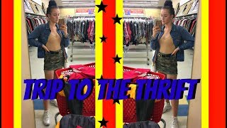 TRIP TO THE THRIFT - EPISODE 5