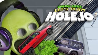 HOLE.IO [Gaming Grape Plays]