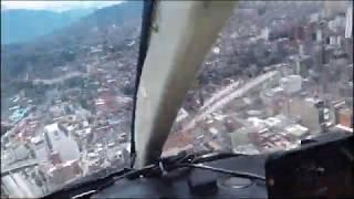 Recorrido Medellín en helicóptero