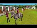 Imagine Champion Rider 3ds Horse Game Trailer gameplay