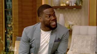 Kevin Hart Blames Drake For The 76ers' Loss