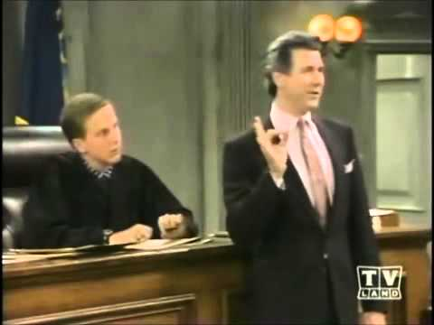If TV execs are looking to remake something, how about Night Court??