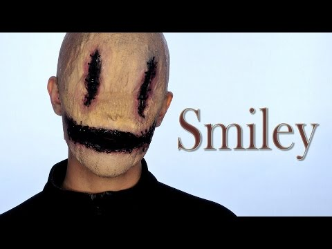 Special effects Smiley FX makeup tutorial | Silvia Quiros