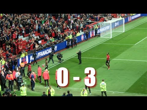 Manchester United vs Tottenham Premier League Game 27 Aug 2018