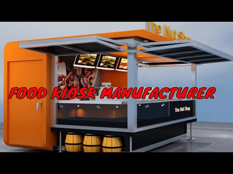 Fast Food Stall - Manufacturers & Suppliers in India