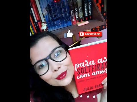para as SOLTEIRAS com amor   THA I os livros