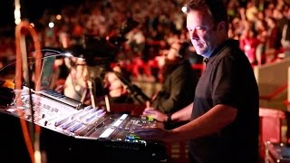 Mixing the Chris Tomlin Tour with Waves Plugins