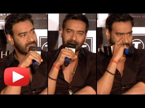 Ajay Devgn REACTS On Shivaay Ae Dil Hai Mushkil Cl