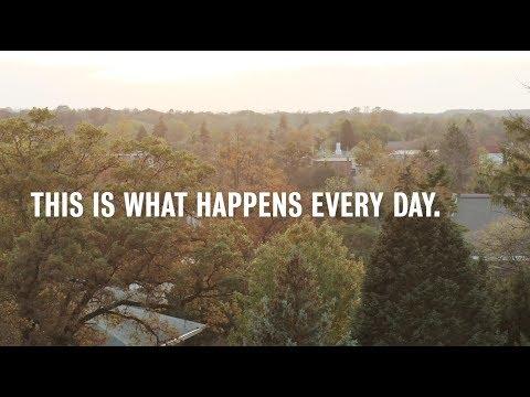Albion College - video