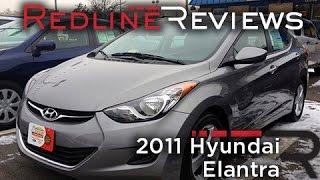 Hyundai Elantra (MD/UD) 2010 - 2016
