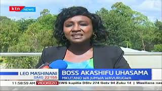 Boss Shollei akashifu uhasama huku mkutano wa Aisha Jumwa wavurugwa