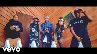 Video Senile de Young Money feat. Tyga, Nicki Minaj y Lil Wayne