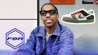 Reese LaFlare Calls Out Rappers for Pretending to Be Sneakerheads | Full Size Run