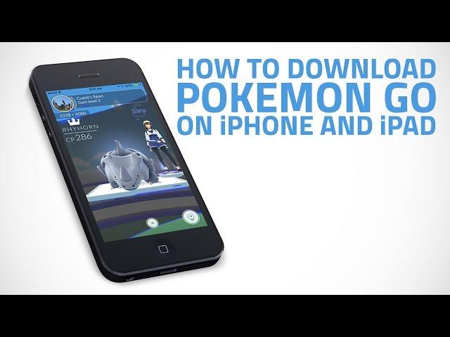 Pokemon Go iOS: How to Download Pokemon Go for iPhone, iPad