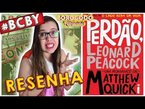 #BCBY | Perdão, Leonard Peacock | Resenha + SORTEIO