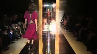 Gucci показ мод весна - літо 2014