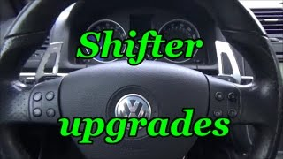 Paddle Shifter Extensions for VW