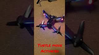 Dji Fpv Turtle Mode Test - shorts