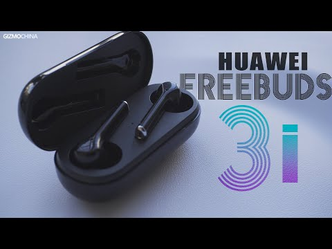 External Review Video OxrkjdaxgDc for Huawei FreeBuds 3 Headphones