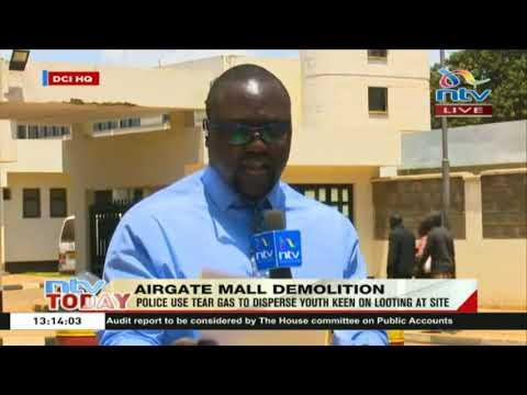 Airgate Mall owner, Rameshchandra gives DCI 14 day ultimatum.