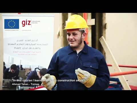 Video: Technical Assistance for a More Practice Oriented Vocational and Technical Education in Lebanon