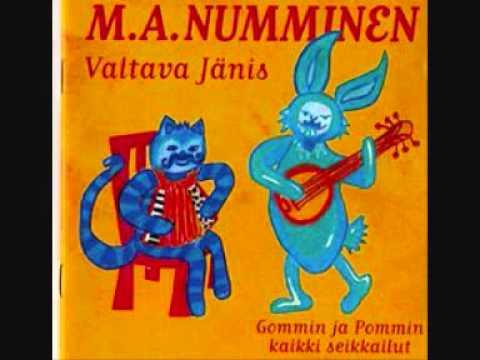 M. A. Numminen - Gummidusgaugobudgi