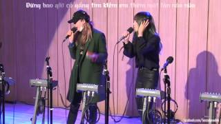 [Vietsub] Goodbye - Dasoni (EXID Solji & Hani)