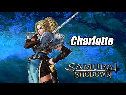 Samurai Shodown - Charlotte FR de Samurai Shodown