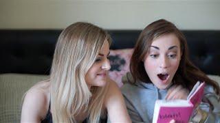 READING ROSIE'S DIARY!