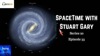 The Milky Way's mysterious gamma ray glow solved - SpaceTime with Stuart Gary S20E35