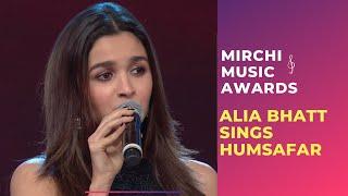 Alia croons Humsafar from Badrinath ki Dulhania at   - YouTube