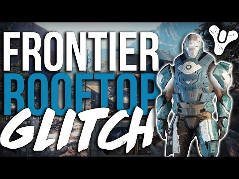 INSANE FRONTIER ROOFTOP GLITCH!! Crucible PVP Map Sniper Spot (Destiny:Rise Of Iron) Mp3