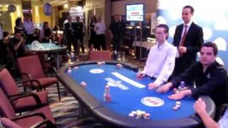 Spanish Poker Tour By Everest Poker - Seville - Final Table Presentation