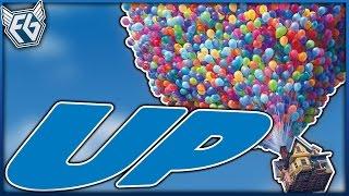 Nedělní Blbosti | Vzhůru Do Oblak (UP) - Fofrklacek V Akci