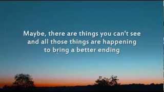 Josh Wilson - Before the Morning - Instrumental with lyrics
