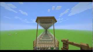 preview picture of video 'minecraft sanduhr'