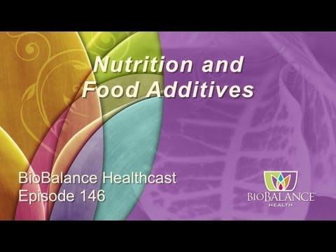 Episodio 146: Nutrición y Aditivos Alimentarios.