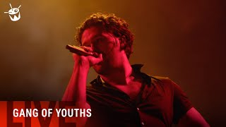 Gambar cover Gang of Youths - 'Let Me Down Easy' (live at Splendour In The Grass 2018)