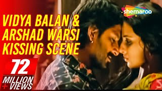 Download Video Vidya Balan And Arshad Warsi Kissing Scene - ISHQIYA - SuperHit Bollywood Movie MP3 3GP MP4