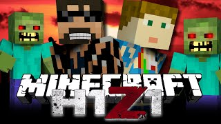 Minecraft H1Z1 [1] | Get to Port Vue!!