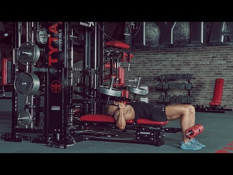 TYTAX® T1-X (Opt. JD) | Lever Bench Press