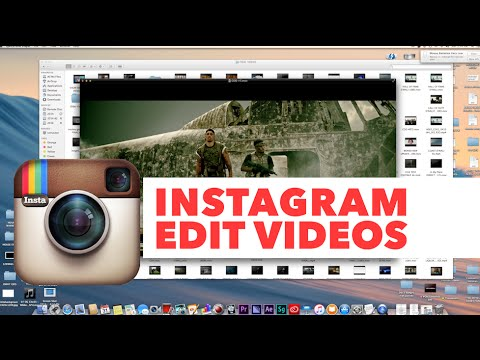 Video How To Make/Upload High Quality Videos For Instagram!